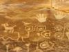 Petroglyphen in Mesa Verde